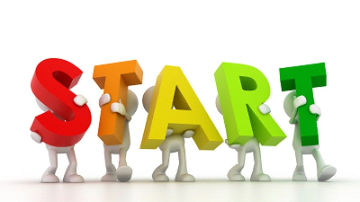 Start trainingen